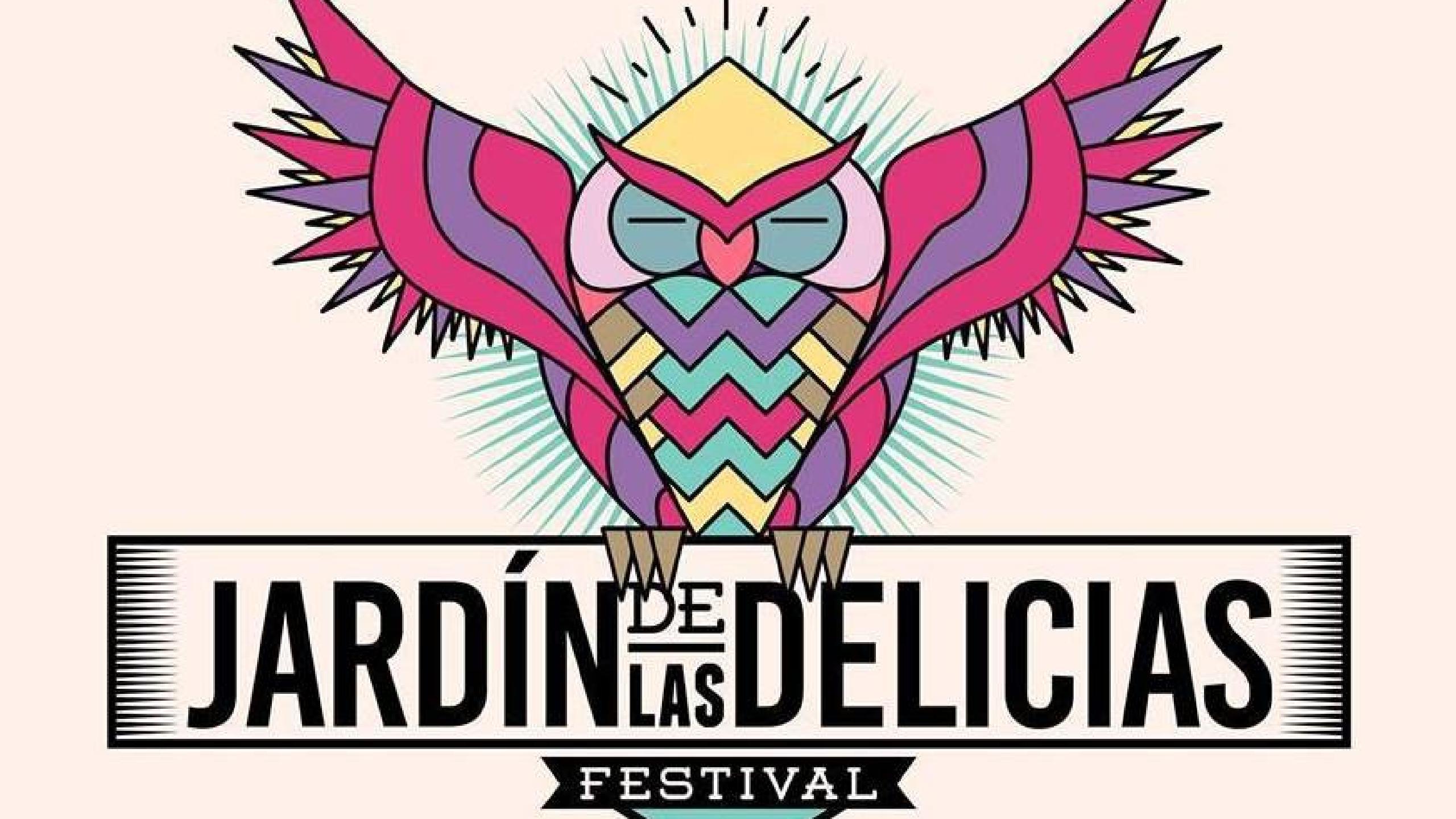 Festival el jardín de las Delicias 2021