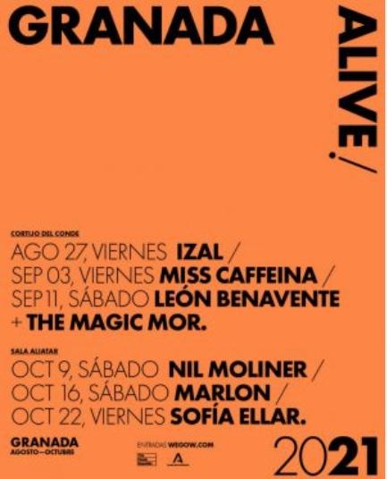 Granada Alive 2021