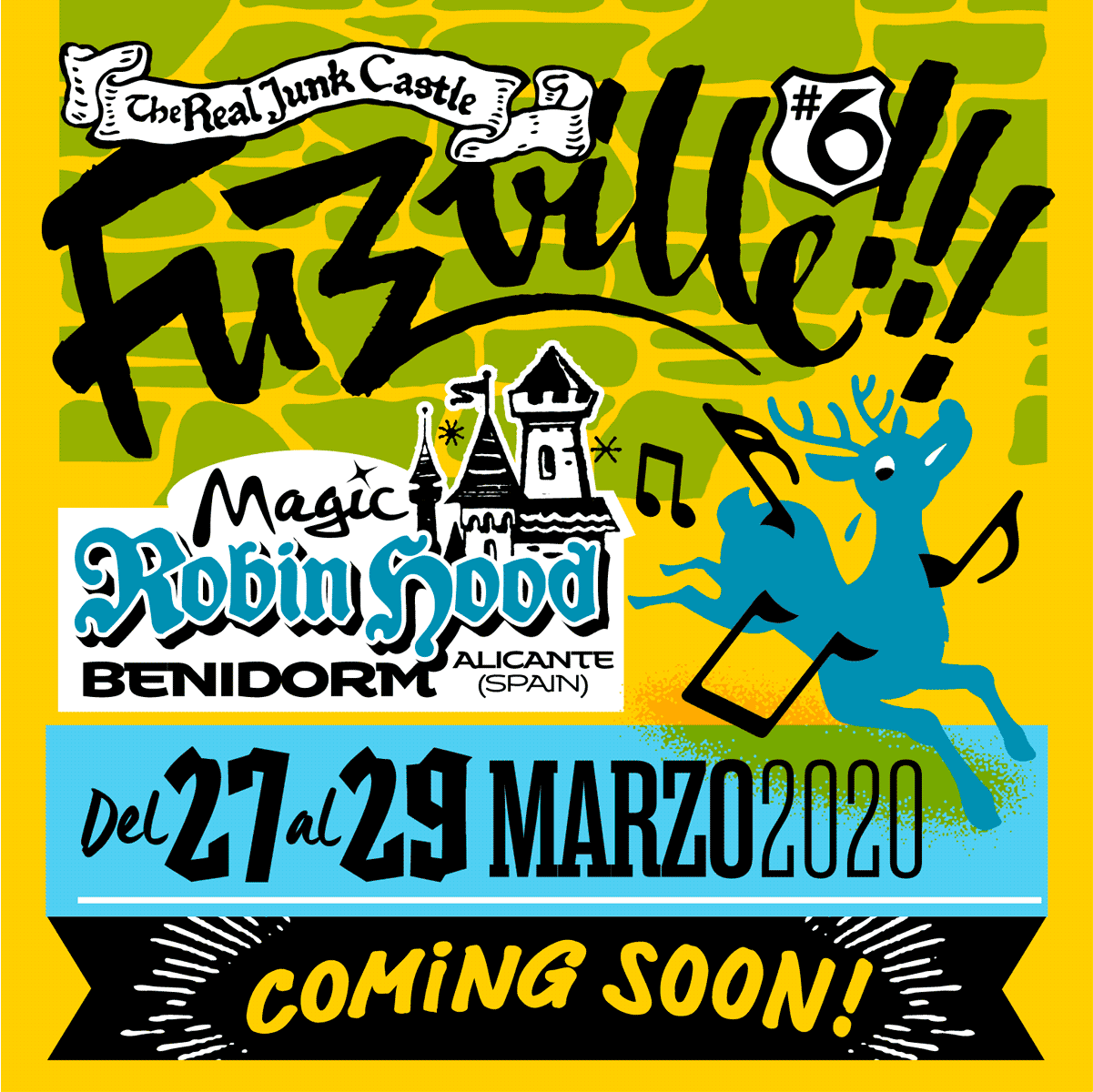 Fuzzville #6 2022