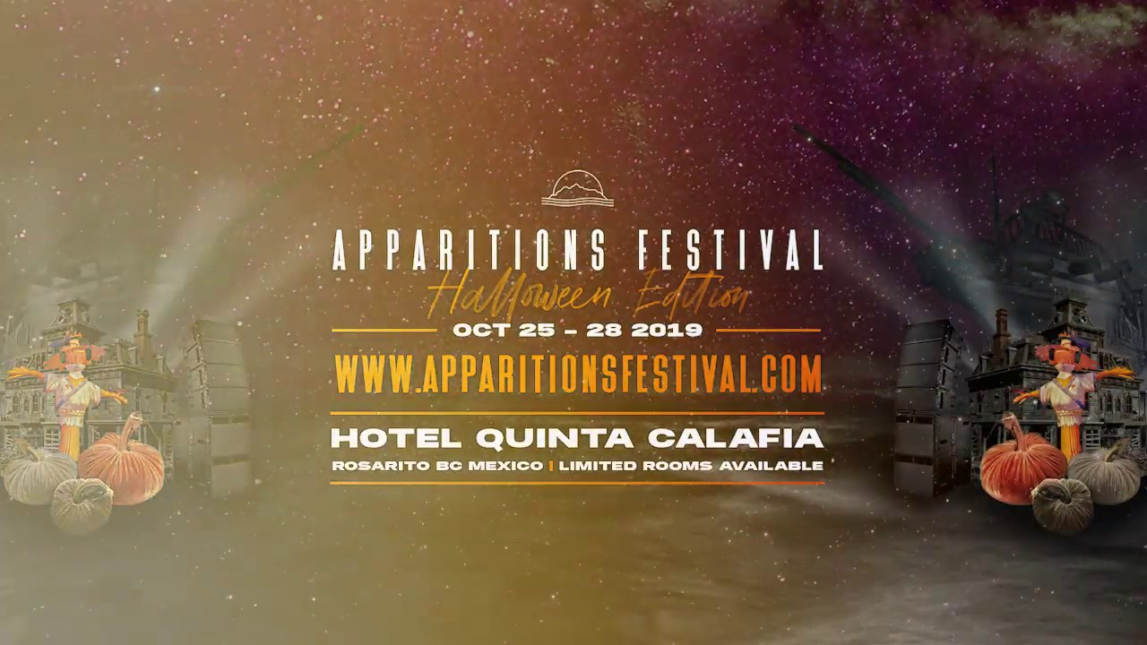 Apparitions Festival 2019