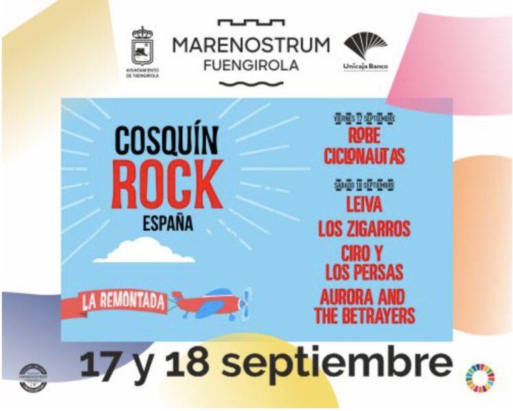 Cosquín Rock 2021