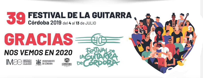 Festival de la Guitarra de Córdoba 2019