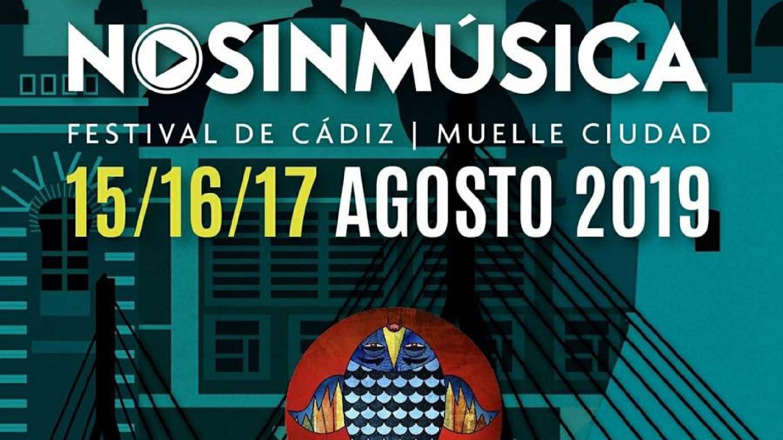 No sin Música Festival 2019