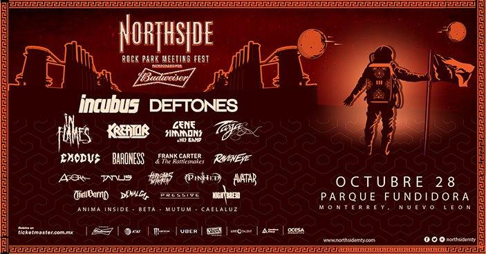 Northside Monterrey 2019