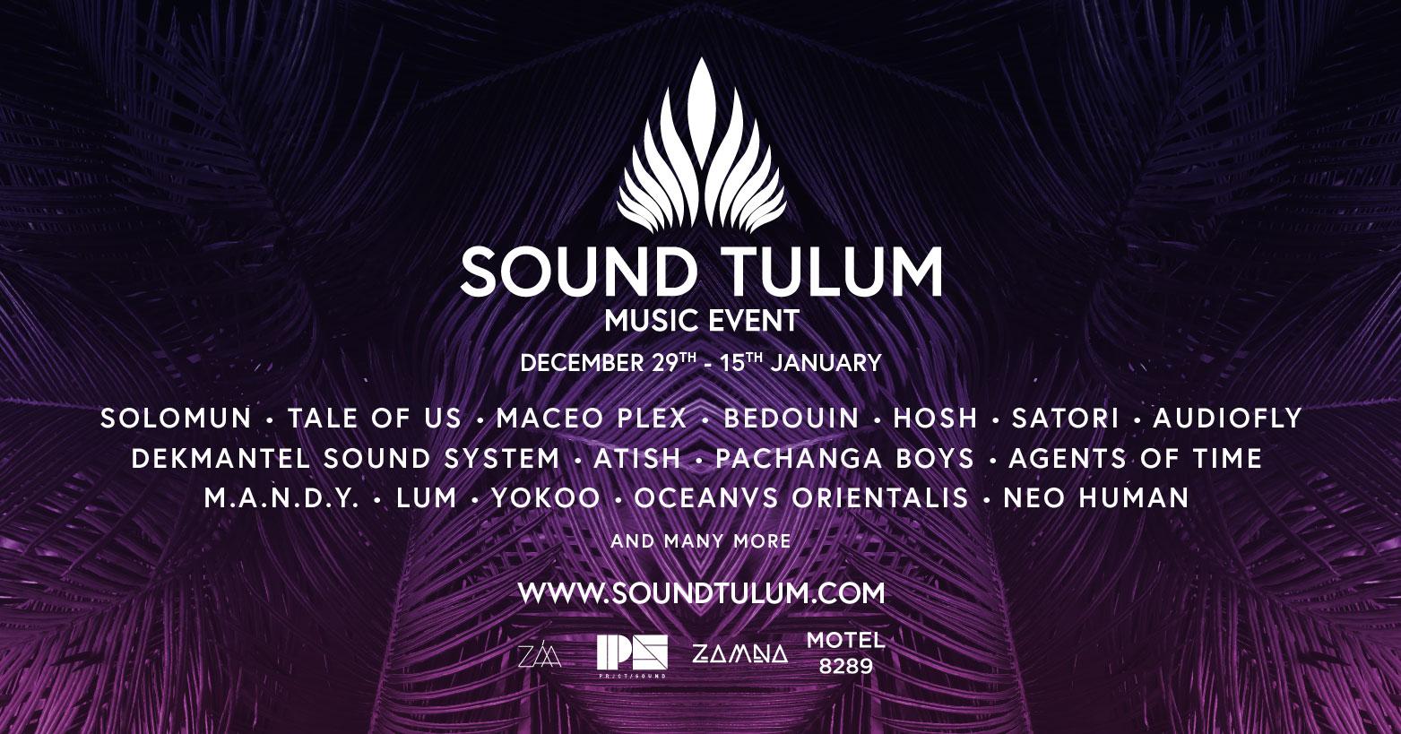 Sound Tulum 2019