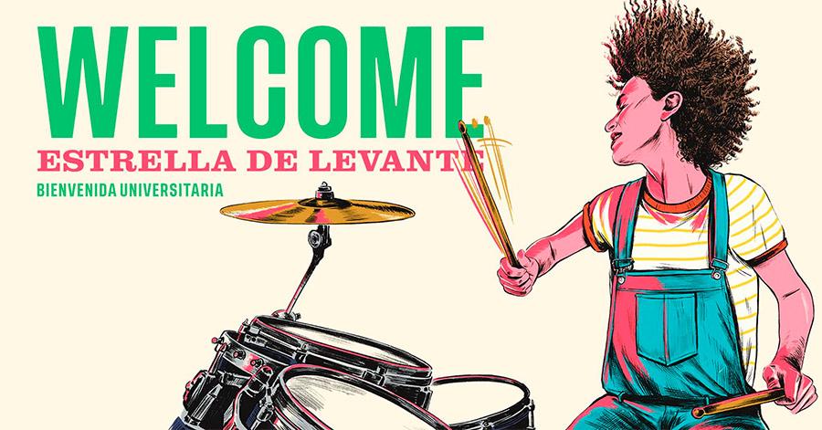 Welcome Estrella de Levante 2021