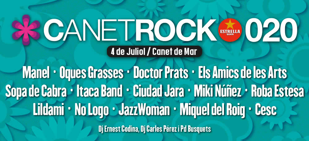 Canet Rock 2022