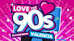 Love the 90´s Valencia 2022