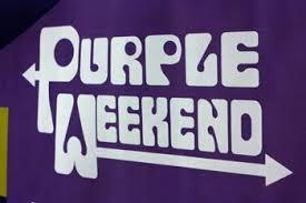 Purple Weekend 2021