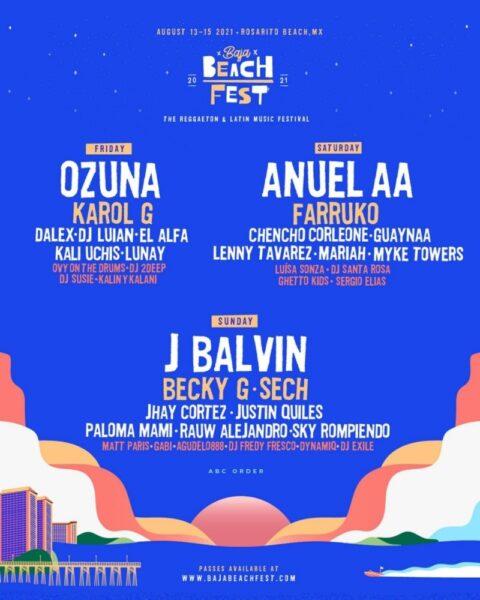 Baja Beach Fest (2021)