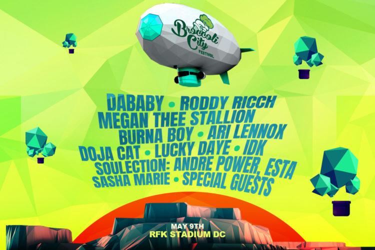 Broccoli City Festival (2021)