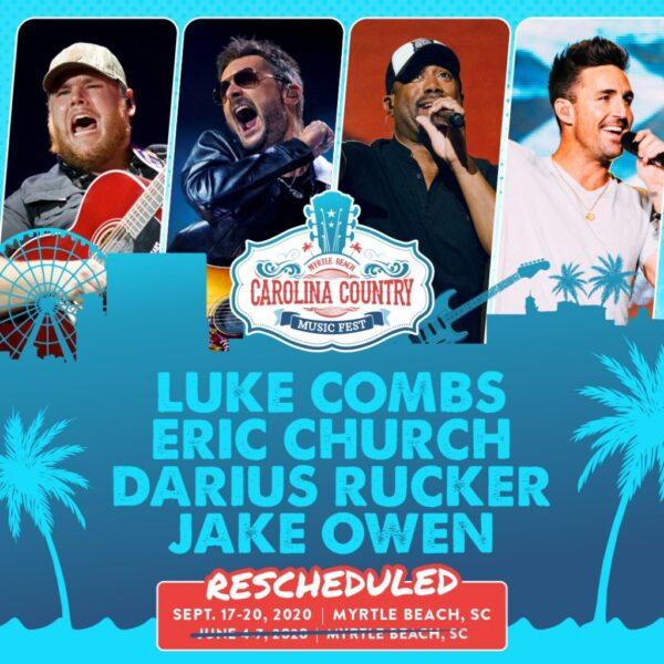 Myrtle Beach Carolina Music Fest (2022)