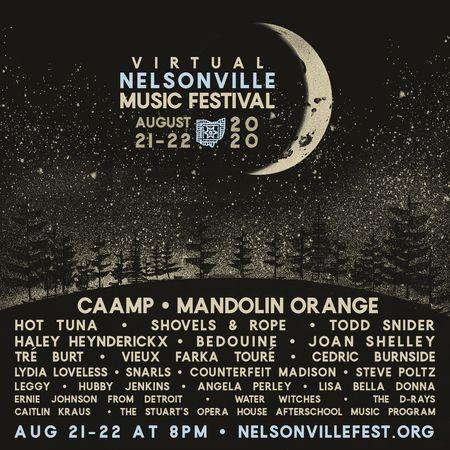 Virtual Nelsonville Music Festival (2022)