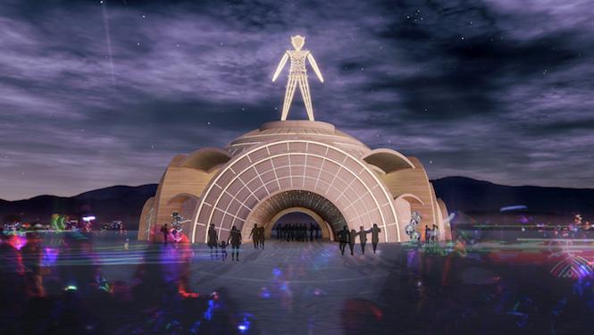 Burning Man (2022)