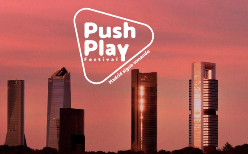 Push Play Ayutthaya Festival (El Hipódromo de la Zarzuela)