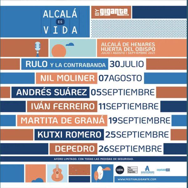 Alcalá es Vida by Gigante 2021
