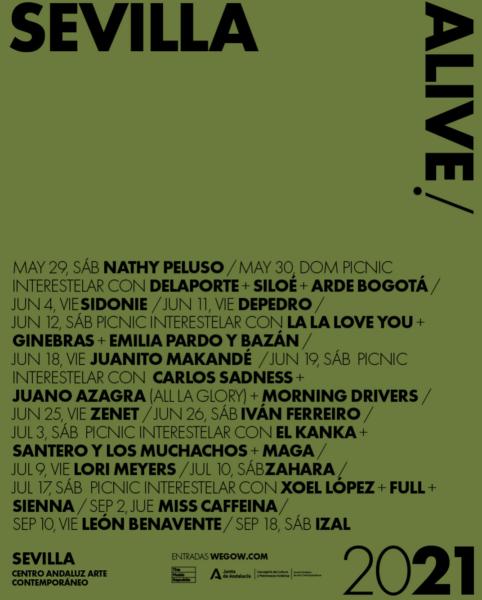Sevilla Alive 2021