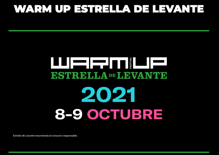 Warm Up Festival 2021